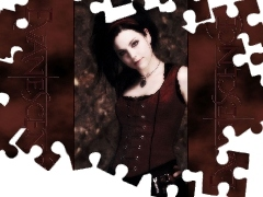 Evanescence, Wokalistka, Amy Lee