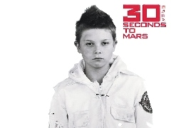 chłopiec, 30 Seconds To Mars