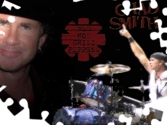 Chad Smith , perkusja, Red Hot Chili Peppers