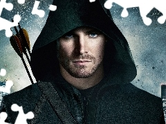 Kaptur, Oliver Queen, Serial, Arrow