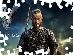Vikings, Travis Fimmel, Serial