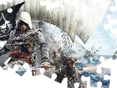 Assassins Creed IV : Black Flag, Gra
