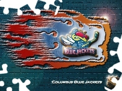 Columbus Blue Jackets, NHL, Logo, Drużyny