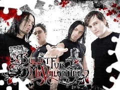 Bullet For My Valentine, Wokalista