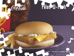 filet-o-fish, MC Donalds