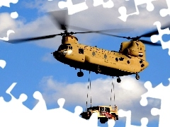 Chinook, CH-47, Boeing, Helicopters
