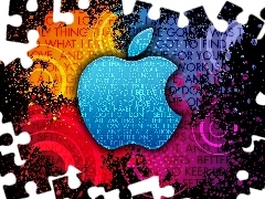 Apple, Graffiti, Logo