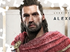 Alexios, Gra, Assassins Creed Odyssey