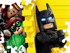Film animowany, The Lego Batman Movie, Superbohaterzy, LEGO Batman Film