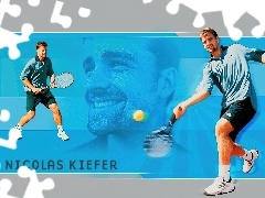 Nicolas Kiefer, Tennis